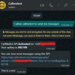Monitoring User Hotspot Dengan Bot Whatsapp